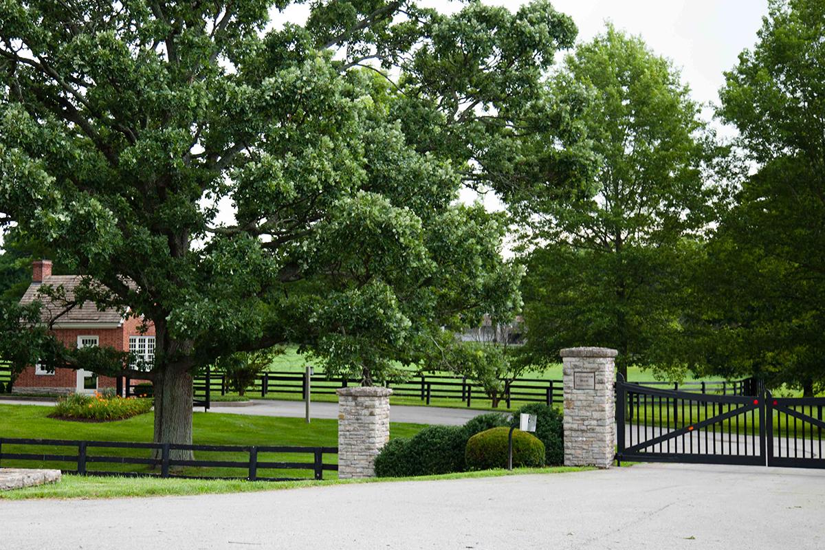 OverbrookFarm Gate